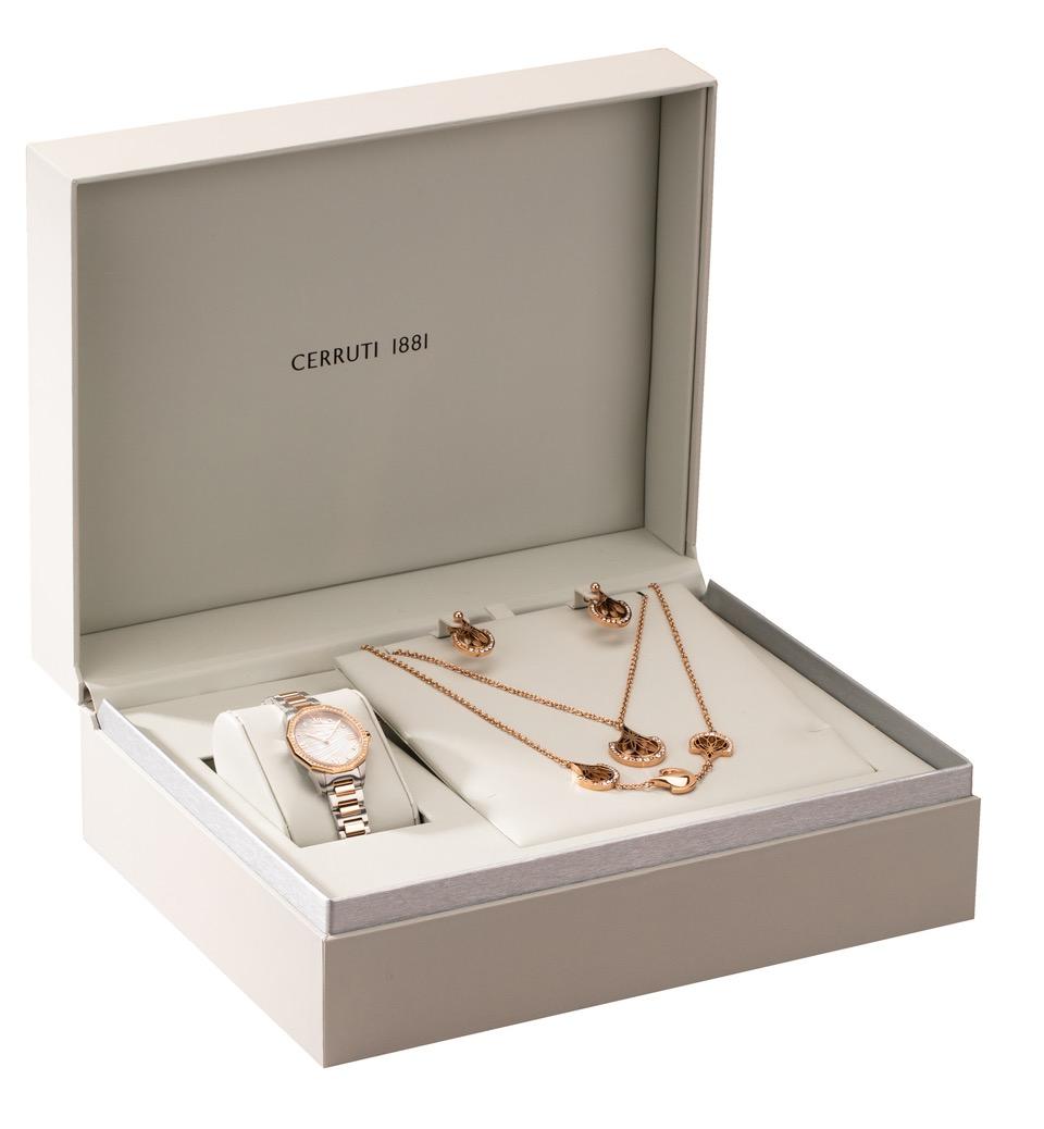 JESINA Full Set Cerruti Woman Gold Best Mother's Gift Trafalgar Luxury Jewels