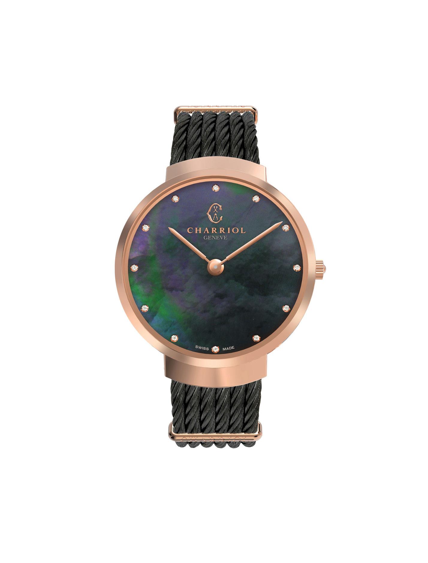 Charriol - Slim watch