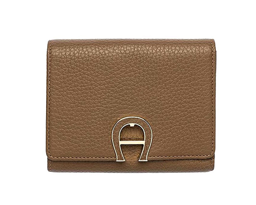 Milano-Combination Wallet-Bison Brown