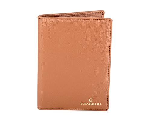 CHARRIOL LEATHER - WALLET-ORZO