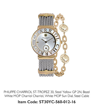 Charriol Woman Watch