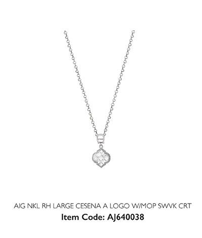 Aigner Woman Necklace Cesena