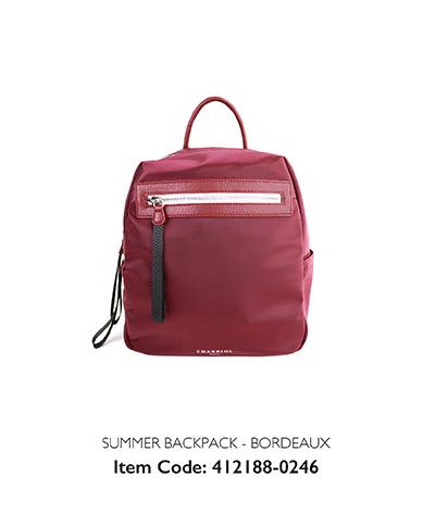 Charriol Woman Backpack
