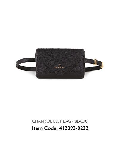 Charriol Woman Belt Bag