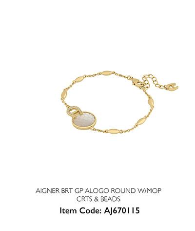 Aigner Woman Bracelet