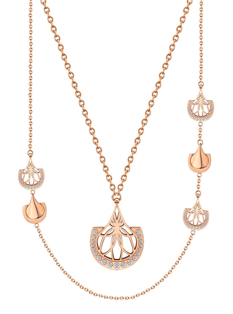 JESINA Necklace Cerruti Woman Gold Best Mother's Gift Trafalgar Luxury Jewels