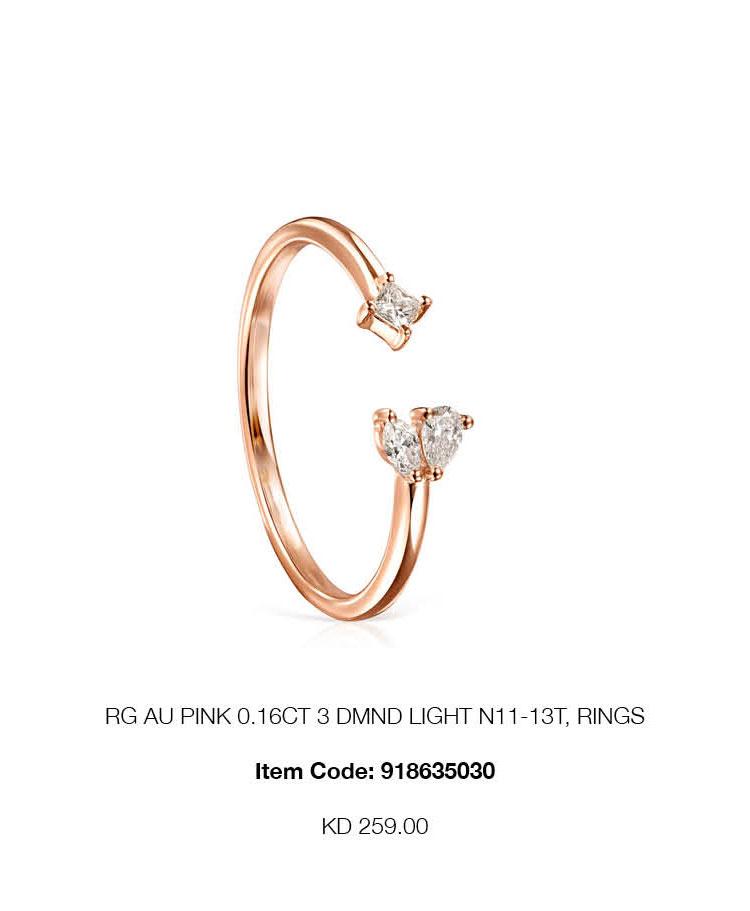 TOUS ring