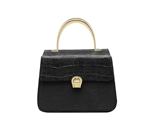 Genoveva S-Mini Bag-Black