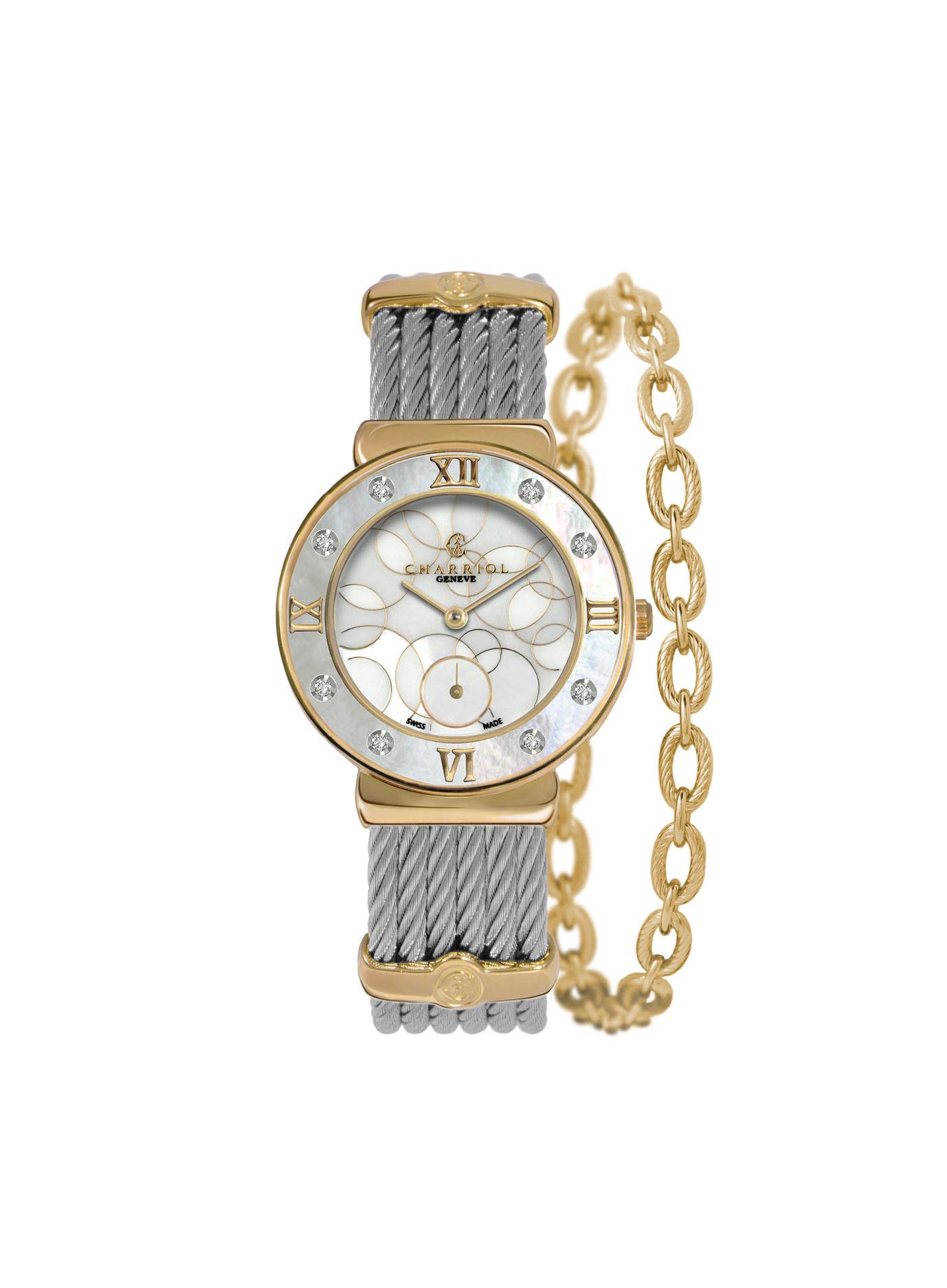 Charriol - St-tropez watch