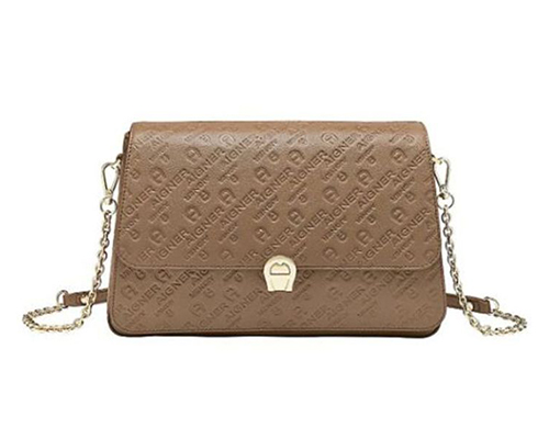 Genoveva M-Crossbody Bag-Cedar brown