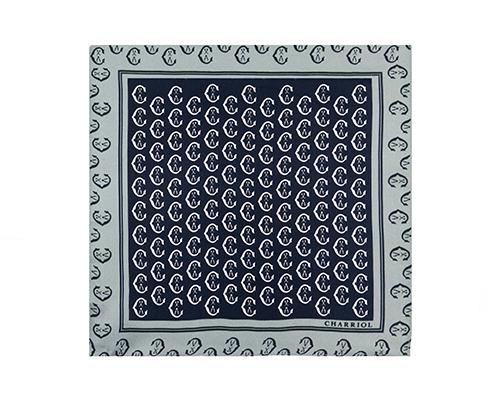 Silk Printed Scarves (30 x 30 Cm)